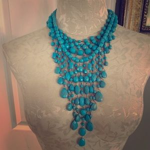 Jewelry - Turquoise Layered Necklace
